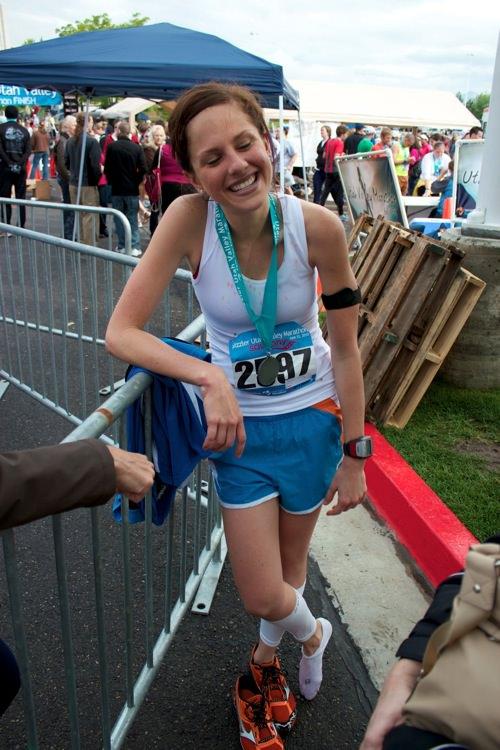 Utah Valley Marathon 26
