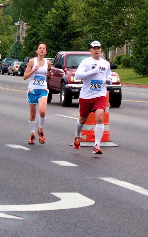 Utah Valley Marathon 9