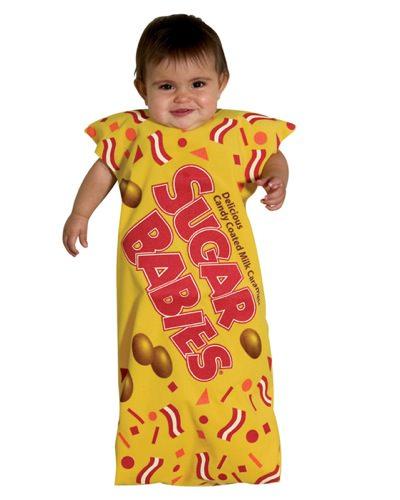 Sugar babies infant costume