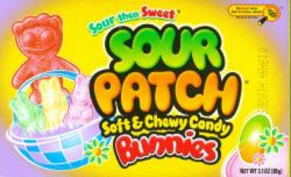 Sour patch bunnies