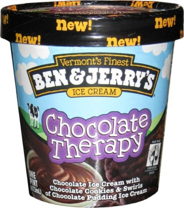 Ben jerrys chocolate therapy
