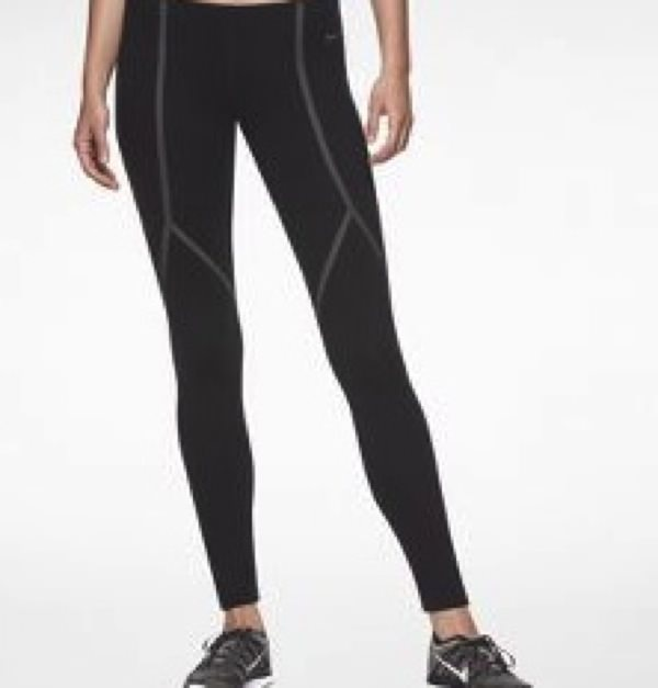 Nike Luxe Womens Running Tights 583156 012 A PREM