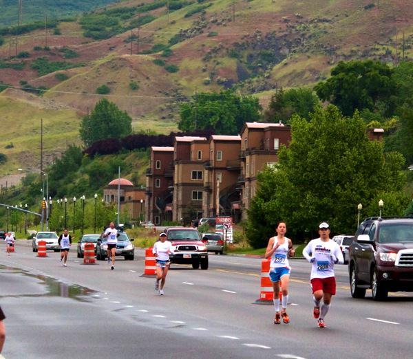 Utah Valley Marathon 7