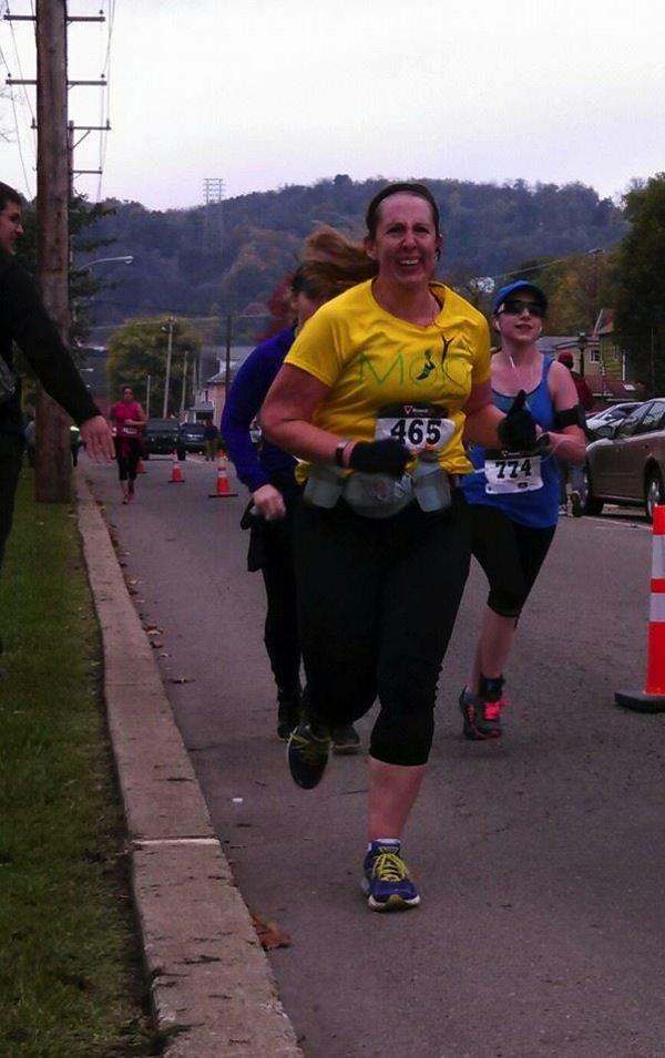 Buffalo Creek Half Marathon
