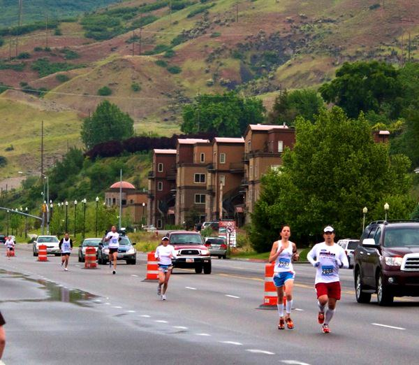 Utah Valley Marathon 8