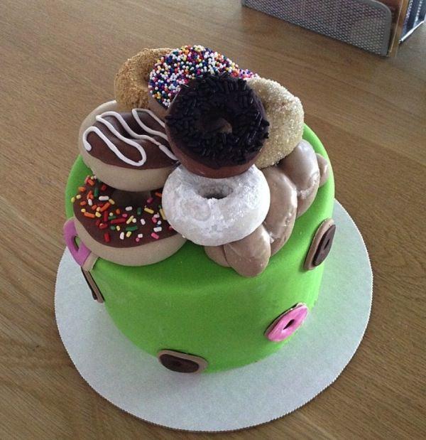 Donutcake