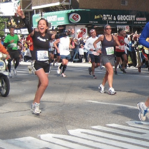 Why we perform so much better at races vs training runs + my marathon playlist.