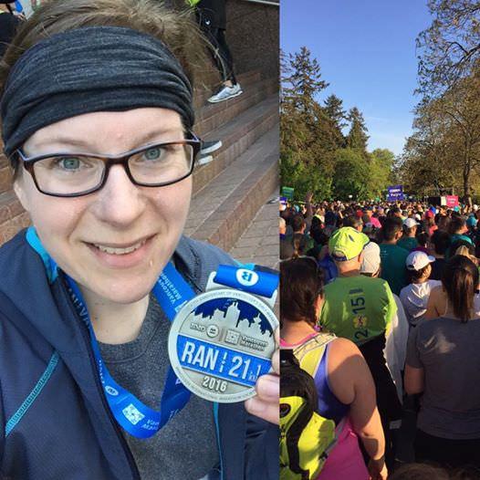 2016 Vancouver Half Marathon