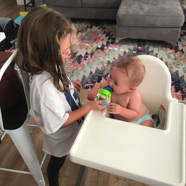 7 Months And Why I Stopped Breastfeeding The Hungry Runner Girl