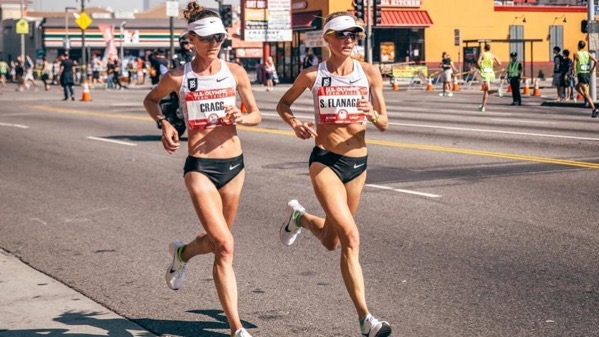 Us olympic marathon trials results team amy cragg shalane flanagan